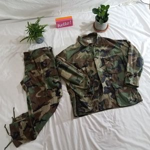 Other - Full Camo Military Fit
